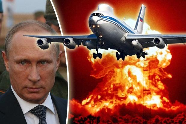 Siapkan 'Pesawat Kiamat' Ilyushin Il-80, Rusia Ingin Perang Nuklir