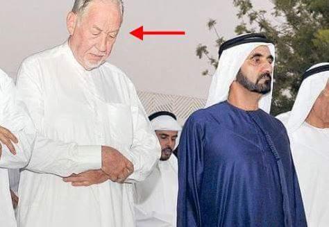 Disalib & Disiksa, Tuhan Seperti Tak Punya Kuasa! Akhirnya Mantan Direktur NATO Masuk Islam