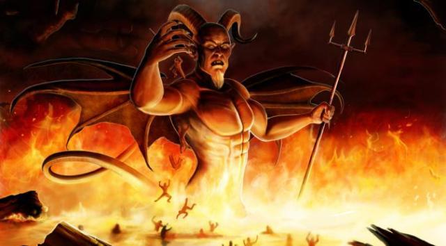 TERNYATA begini Keadaan Iblis di Neraka