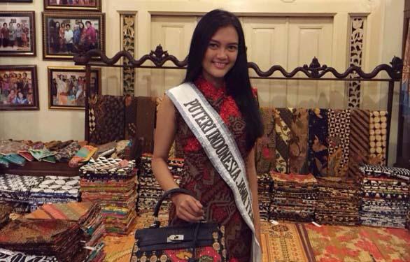 Inilah Putri Indonesia 2016 Disma Ajeng Rastiti Wakil Jateng