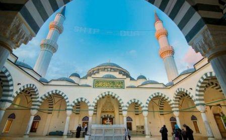 Turki Bangun Masjid Terbesar di AS Dengan Desain Ottoman
